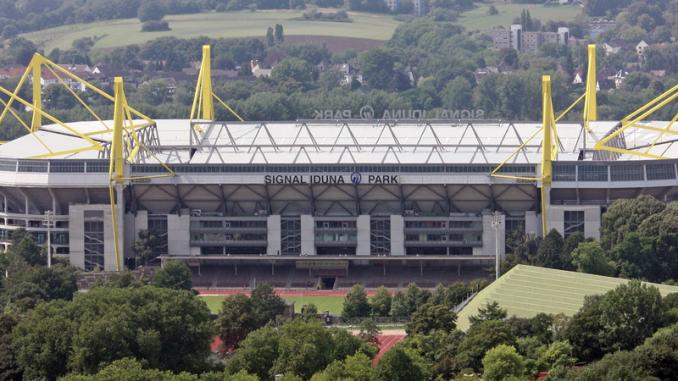 BVB Tickets kaufen und den Signal Iduna Park live erleben