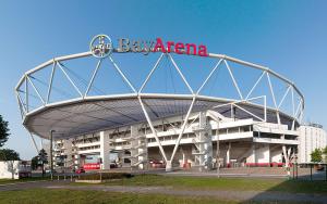 Leverkusen Tickets kaufen und die BayArena live erleben