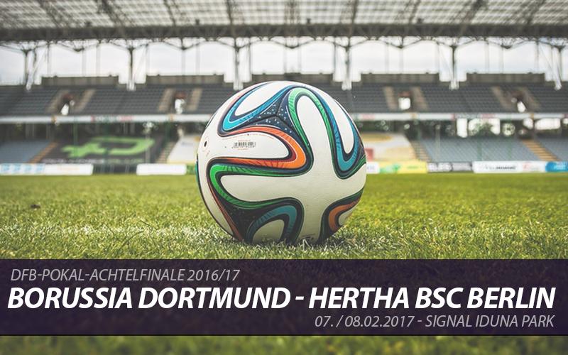 hertha bsc borussia dortmund tickets