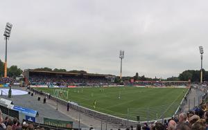 Darmstadt Tickets kaufen und das Merck-Stadion am Böllenfalltor live erleben