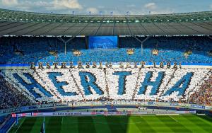 Hertha Tickets kaufen und das Olympiastadion in Berlin live erleben