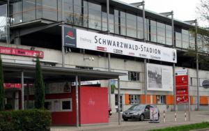 Freiburg Tickets kaufen und das Schwarzwald Stadion live erleben