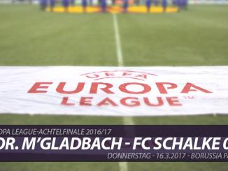 Europa League Tickets: Borussia Mönchengladbach - FC Schalke 04, 16.3.2017