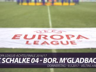 Europa League Tickets: FC Schalke 04 - Borussia Mönchengladbach, 9.3.2017