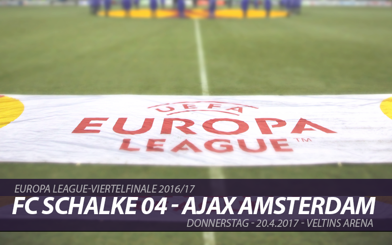 Europa League Tickets: FC Schalke 04 - Ajax Amsterdam, 20.4.2017