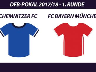 DFB-Pokal Tickets: Chemnitzer FC - FC Bayern München