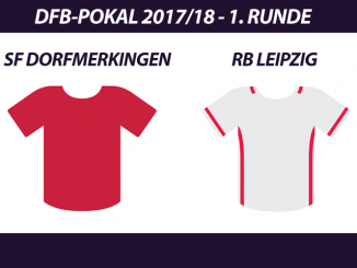 DFB-Pokal Tickets: Sportfreunde Dorfmerkingen - RB Leipzig