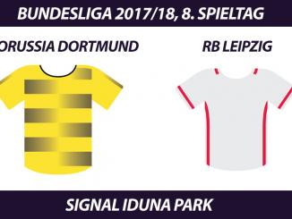 Bundesliga Tickets: Borussia Dortmund - RB Leipzig, 8. Spieltag