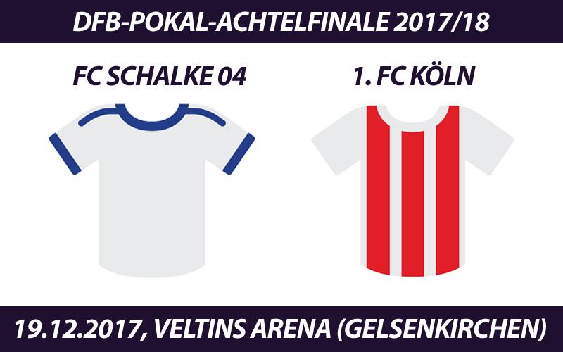 ᐅ Dfb Pokal Tickets Fc Schalke 04 1 Fc K 246 Ln Jetzt Kaufen
