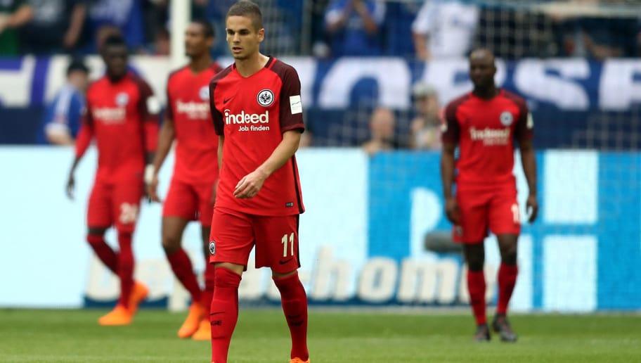 Schalke Frankfurt Tickets