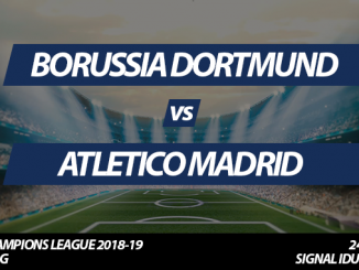 Champions League Tickets: Borussia Dortmund - Atletico Madrid, 24.10.2018