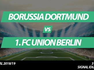 DFB-Pokal Tickets: Borussia Dortmund - 1. FC Union Berlin, 31.10.2018