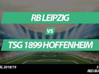 DFB-Pokal Tickets: RB Leipzig - TSG 1899 Hoffenheim, 31.10.2018