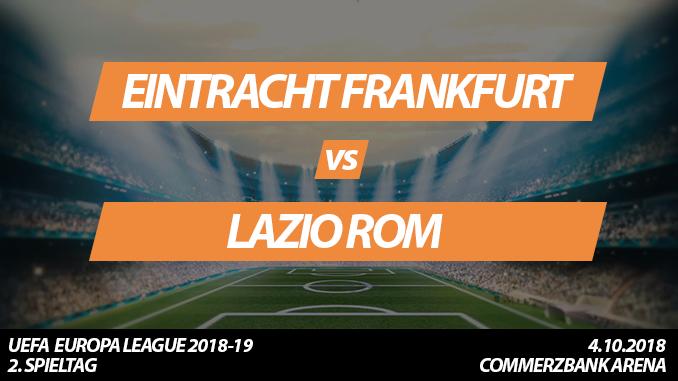 Europa League Tickets: Eintracht Frankfurt - Lazio Rom, 4.10.2018