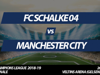 Champions League Tickets: FC Schalke 04 - Manchester City, 20.02.2018 (Achtelfinale)