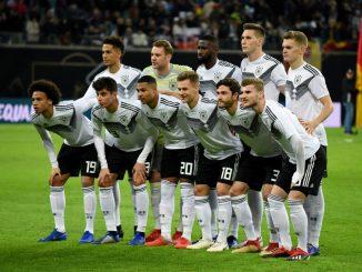 Länderspiel Tickets: Deutschland - Serbien, 20.03.2019 (Wolfsburg)