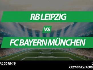 DFB-Pokal Tickets: RB Leipzig - FC Bayern München, 25.5.2019 (Finale)