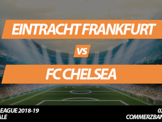 Europa League Tickets: Eintracht Frankfurt - FC Chelsea, 2.5.2019 (Halbfinale)