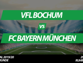 DFB-Pokal Tickets: VfL Bochum - FC Bayern München, 29.10.2019